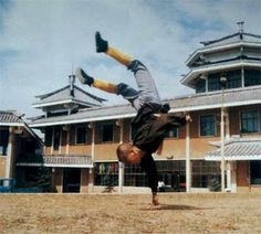 Shaolin Monk - Learn more about New Life Kung Fu at newlifekungfu.com