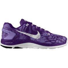Nike LunarGlide+ 5 iD Custom Men's Running Shoes - Purple