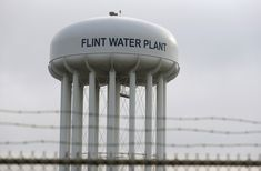 The water crisis in Flint, Michigan, has become an issue in the presidential campaign. Photo by Rebecca Cook/Reuters