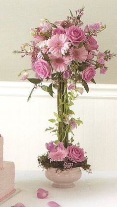 Topiary Wedding Decorations - Elegant Weddings
