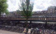 L'Olanda e la sua sostenibile #Rumundu mobilità urbana