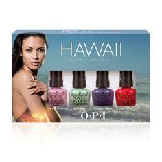 OPI Hawaii Collection Mini Pack- at Debenhams.com