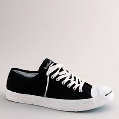 "jack purcell - my ""go to"" shoes, also in blue & brown."