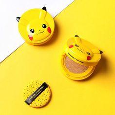 Tony Moly & Pokémon - BB Cushion