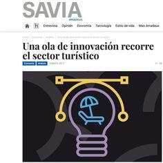 Sobre turismo e innovación. 06/05/17