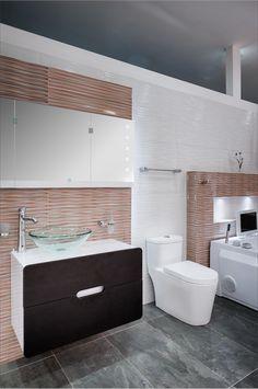 #baños como siempre los soñaste #Corona inspira