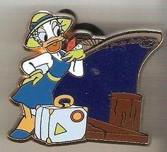 disney daisy cruise pin