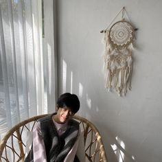 Son Dongpyo Produce X 101 Auxerre, Love U Forever, Hanging Chair, Mini Albums, Dream Catcher, Sons, Kpop, Make It Yourself, Home Decor