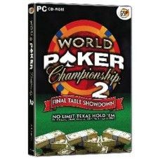 World Poker Championship 2 for PC from GSP (1729A)