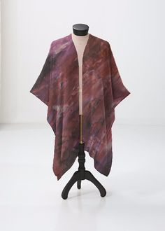 This sheer kimono-style wrap comes to the knee and drapes beautifully over a swimsuit or summer dress. Perfect for festivals or the beach. Black Iris, Kimono Top, Kimono Style, Summer Outfits, Summer Dresses, Spring Tops, Cashmere Scarf, Green And Orange, Yellow