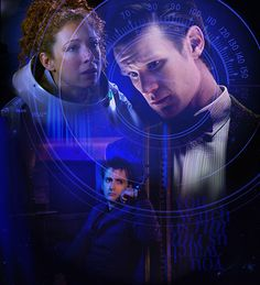 He always knew where she was heading and he let himself love her anyway...   This is why River Song and The Doctor is my ship. Anyone can love someone when the future is uncertain, but it takes incredible strength and depth of feeling to love when you know how it ends.