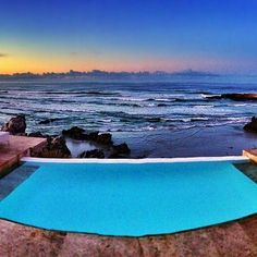 Sunrise in Hermanus