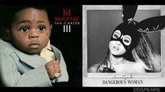 """LET ME LICK THE LOLLIPOP"" - Ariana Grande & Lil Wayne (Mashup)"