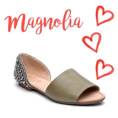 Xoxo, Olive You Forever - Your Fav Flat, Magnolia.
