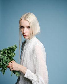 Anna Eberg, Muse NYC #portrait #vscofilm | Whitney Hayes | VSCO Grid