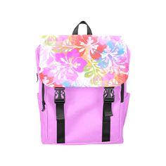 Hibiscus Flower Dreams Casual Shoulders Backpack (Model 1623)