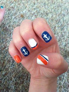 Coast guard nails