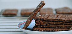 galletas de chocolate graham caseras