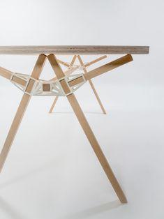 innovativer Möbelaufbau 3d gedruckte Verbindern studio minale-maeda