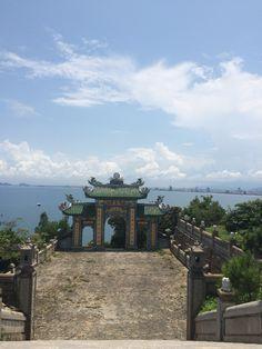 uitzicht vanaf Lady Buddha