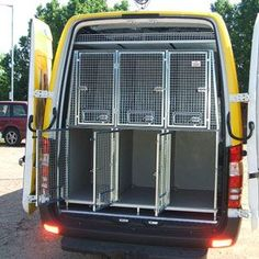 Dogs Trust Custom Made Dog Containment