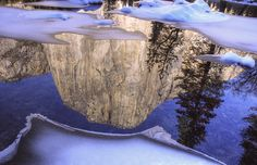 Yosemite National Park, El Capitan reflected. I go every 3 yrs with the boy scouts ever since i was 7.... Its so beautiful