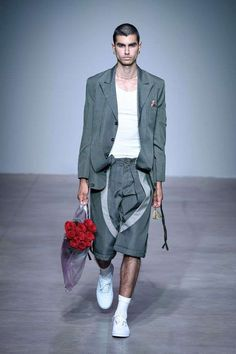 Nice Men's Summer Style Sanchez-Kane Spring-Summer 2018 Collection | New York Fashion Week Men's... Check more at http://24myshop.tk/my-desires/mens-summer-style-sanchez-kane-spring-summer-2018-collection-new-york-fashion-week-mens-4/