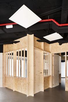Gallery of Showroom Plicosa / Miel Arquitectos - 10