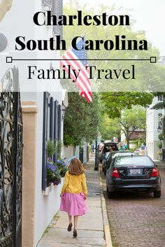 Charleston with Kids: The best activities for families in and around Charleston, South Carolina. www.travelagentlongisland.com