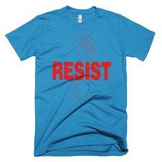 RESIST protest t-shirt