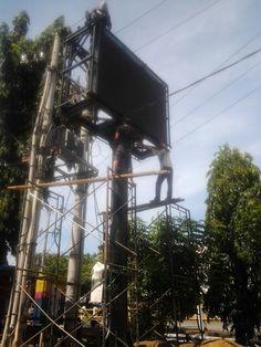 LED Display Jl T Umar Banda Atjeh