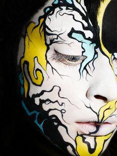 Alex Box, Makeup Artist