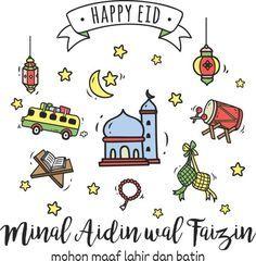 eid-mubarak-or-idul-fitri-greeting-card-in-cartoon-doodle-style-vector-id665353714 (601×612)