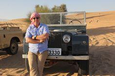 Craig chose a Jeep
