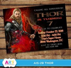 431140094a48b 9 Best Thor  Ragnarok Party images