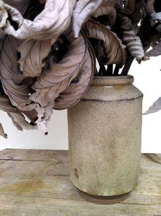 "mingei: "" peter zangrillo: celadon wood ash vase """