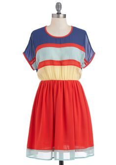 Any Day Wow Dress | Mod Retro Vintage Dresses | ModCloth.com