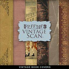 Far Far Hill: Freebies Vintage Book Covers