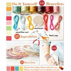 """DIY Bracelet"" by summersun27 on Polyvore"
