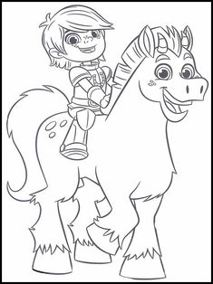 Nella The Princess Knight, Ideas Para Fiestas, Female, Barn, Crafts, Print Coloring Pages, Free Coloring Pages, Preschool Math Activities, Activities For Kids