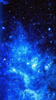 galaxies in the milky way Dark Blue Wallpaper, Night Sky Wallpaper, Blue Wallpaper Iphone, Wallpaper Space, Blue Wallpapers, Pretty Wallpapers, Wallpaper Backgrounds, Blue Background Wallpapers, Phone Wallpapers