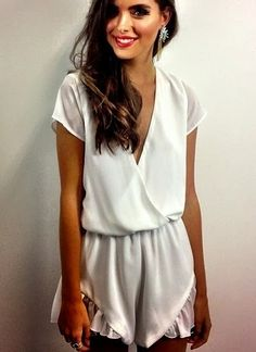 Cute romper ♡ - http://fashionable.allgoodies.net/2014/03/cute-romper-%e2%99%a1/