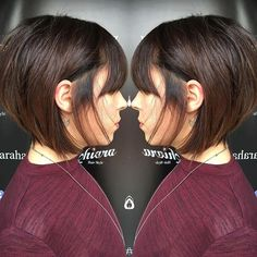 #brown  #trend #haircolor #haircut ..#nice #hair ...#fashion  #quality @chiara_hairstyle