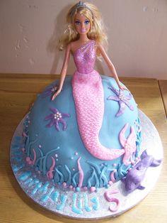 Torta Babie Sirenetta