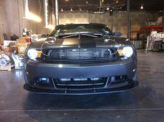 2011 Mustang 3.7L V6  536RWHP and 420RWTQ