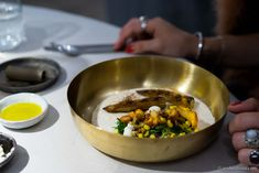 It's easy to be vegetarian when food tastes as good as it does at restaurant Veve by Kiin Kiin in Copenhagen. Restaurateur Henrik Yde has managed to create something as unique as an all-vegetable-based fine dining restaurant.