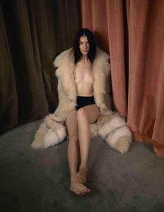 malapartetblr: 'MARIACARLA / FENDI 50: THE LAGERFELD ARCHIVE' POP No.33 FW 15.16 Photographer: Sean & Seng Stylist: Amanda Harlech & Tallulah Harlech Hair: Shon Makeup: Yvonne Gold Model: Mariacarla Boscono