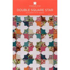 Double Square Star Pattern by MSQC
