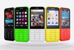 El #Nokia225 tan sólo costará 39 euros. ¿Qué más quieres? #smartphone #nokia