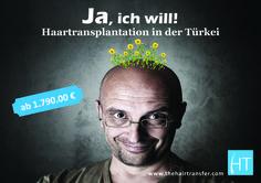 Auch Sie leiden unter Haarausfall. Sparen Sie bis zu 70% der Kosten mit einer Haartransplantation in der Türkei.